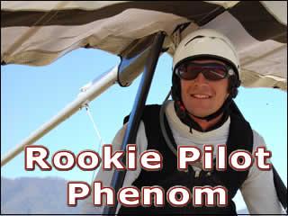 Blay Olmos - Rookie Pilot Phenom