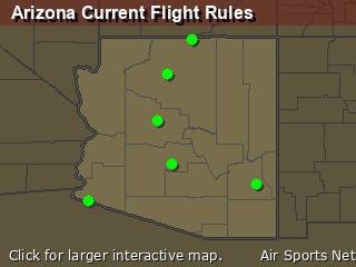 Arizona Flight Rules