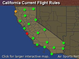 California Flight Rules