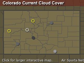 Colorado Cloud Cover