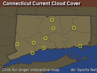 Connecticut Cloud Cover