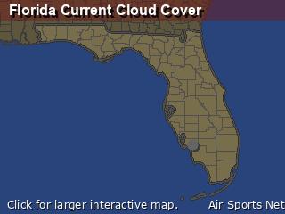 Florida Cloud Cover