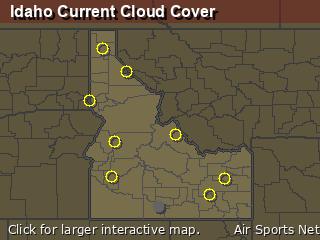 Idaho Cloud Cover