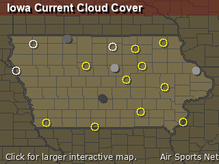 Sioux City Iowa Aviation Weather Report And Forecast