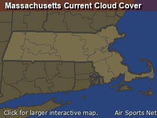 Massachusetts Cloud Cover