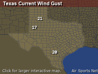 Dallas Ft Worth Texas Aviation Weather Report And Forecast