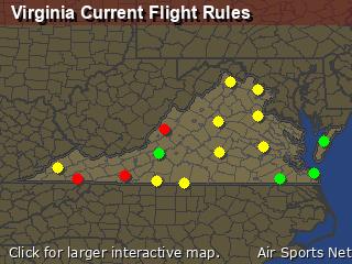 Virginia Flight Rules