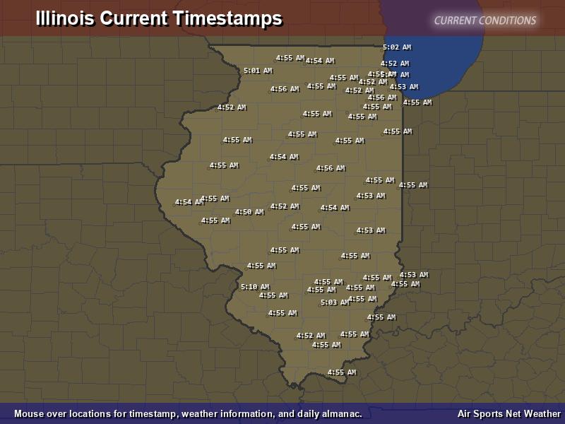 Illinois Timestamp Map