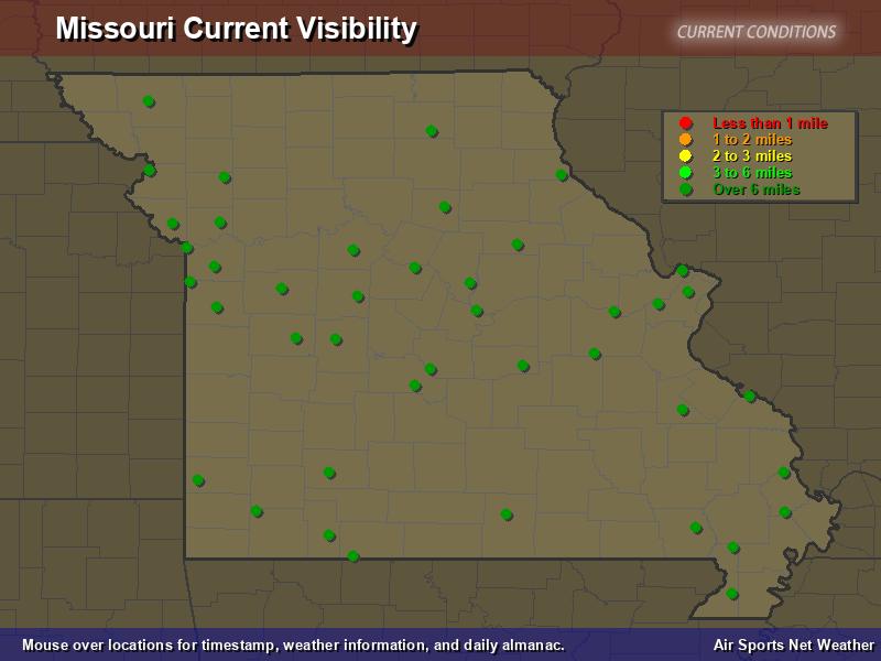 Missouri Visibility Map