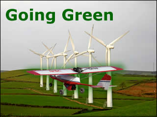 Going Green With Aviation