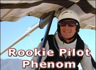 Rookie Pilot Phenom