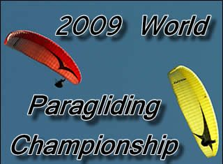 2009 World Paragliding Championship
