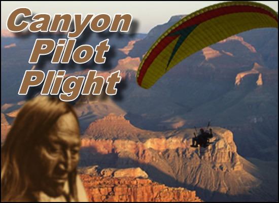 Canyon Pilot Plight