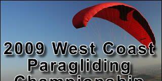 2009 West Coast Paragliding Championship