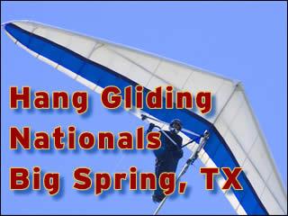 2009 US Hang Gliding Nationals – Big Spring