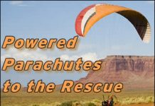 Powered Parachutes