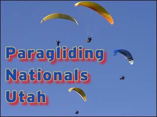 2009 United States Paragliding Nationals – Utah