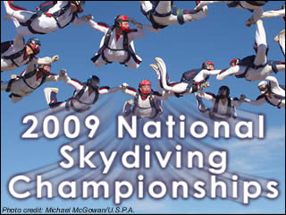 2009 USPA National Skydiving Championships