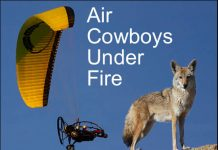 Air Cowboys Under Fire