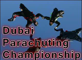 Dubai Parachuring Championship