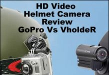 Helmet Camera Review