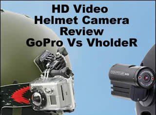 Helmet Camera Review