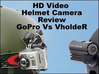 HD Video Helmet Camera Review