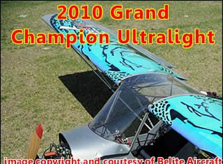 2010 Grand Champion Ultralight