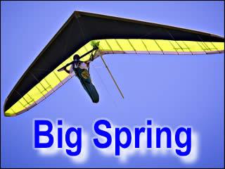 2010 Hang Gliding National Championships at Big Spring, Texas