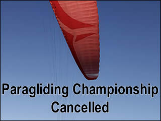 2011 Paragliding World Championship Cancelled