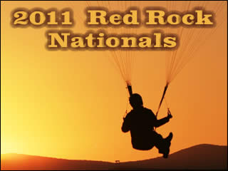 2011 Paragliding Red Rock Nationals