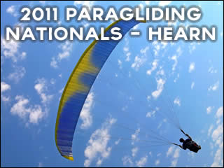 2011 Paragliding Nationals – Hearn