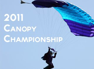 2011 Skydiving Canopy Championship