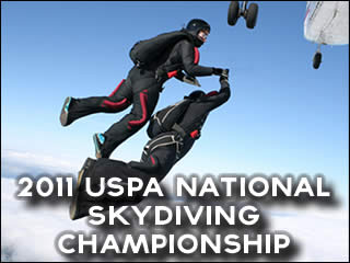 2011 USPA NATIONAL SKYDIVING CHAMPIONSHIPS