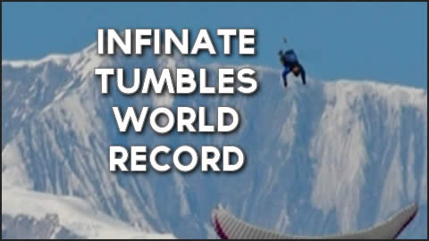 Infinite Tumbles – World Record