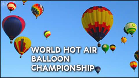 World Hot Air Balloon Championship 2012