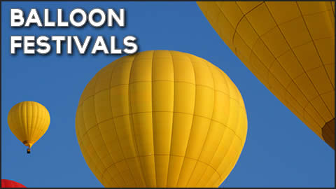 Balloon Festivals Blowing Air