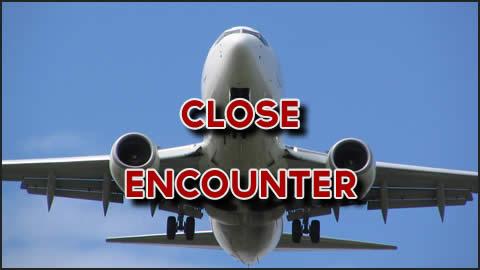 Close Encourter for Skydivers