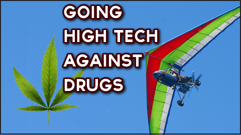 Going High Tech Against Drugs