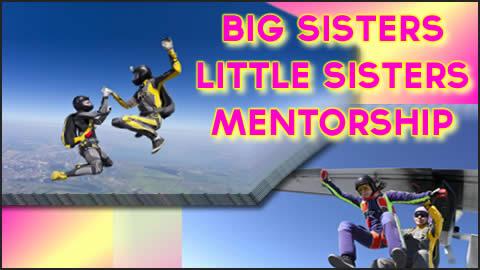 USPA Sisters in Skykdiving Mentorship