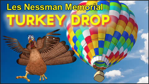 Les Nessman Memorial Turkey Drop 2012