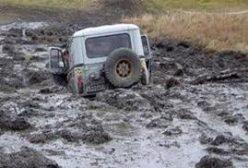 Roads are often impassable