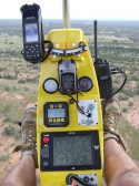 Ultralight make better time across rough terrain - Save the Rhino