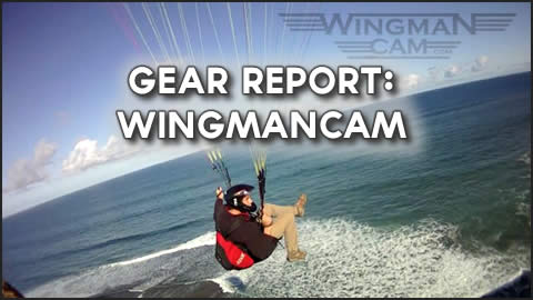 Gear Report WingmanCam