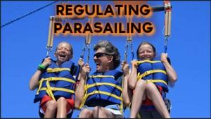 Regulating Parasailing