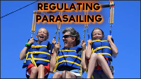 Regulating Parasailing