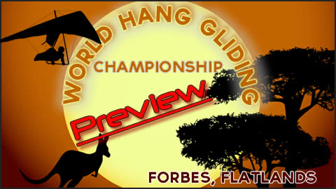 World Hang Gliding Championship - Preview
