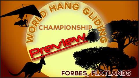 World Hang Gliding Championship - Preview