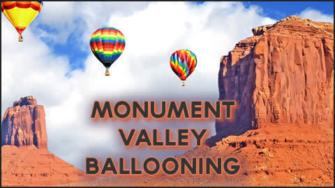 Monument Valley Balloon Event