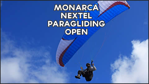 Monarca Nextel Paragliding Open